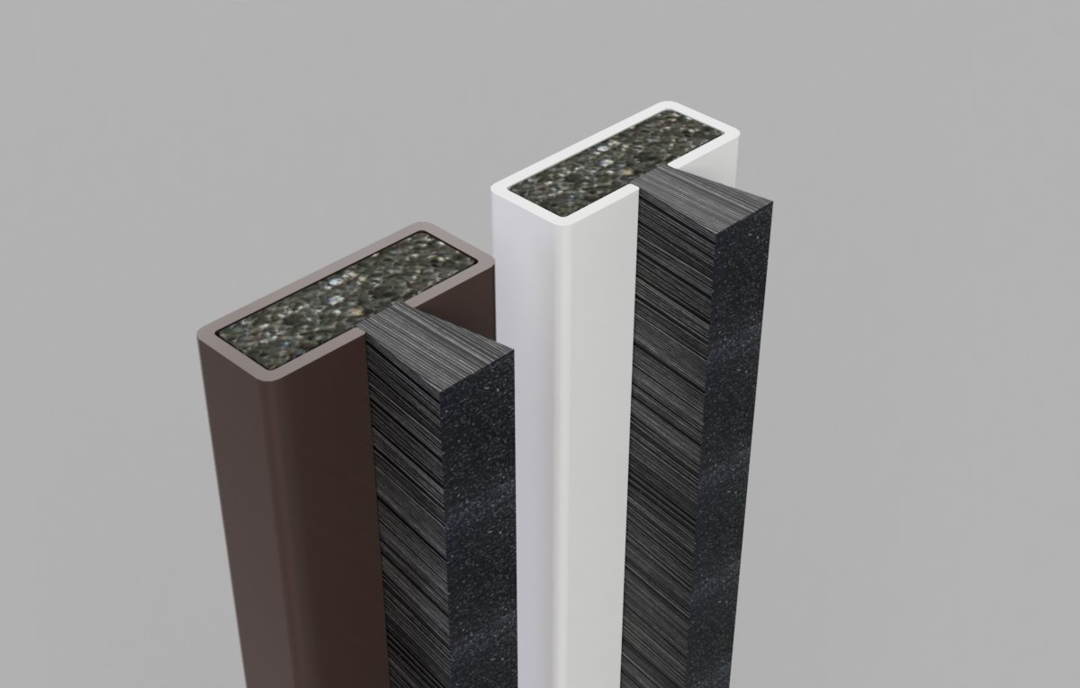 Intumescent Fire and Smoke Seal 15mm