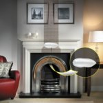 Universal Chimney Draught Excluder