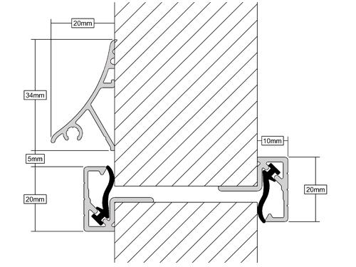 Stable Door Kit Stormguard