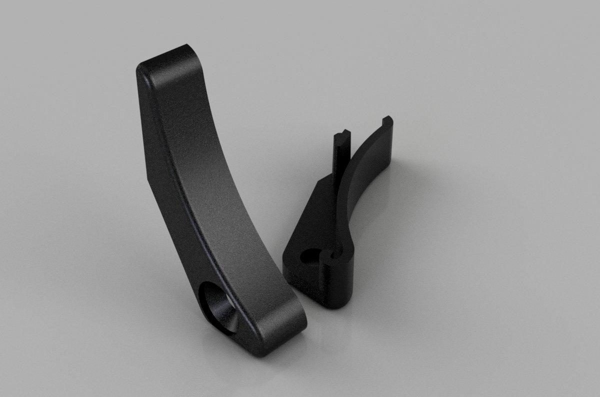 Screw Fix 32mm and ICD Rain Deflector Edge Protectors