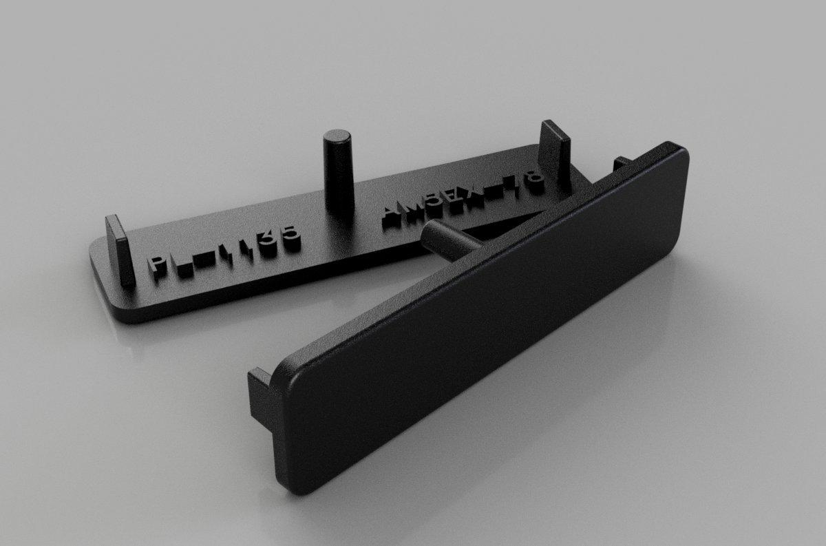 Proline AM5Ex78 End Caps