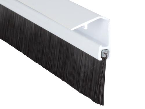 Concealed Fix Brush Bottom Door Seal Stormguard