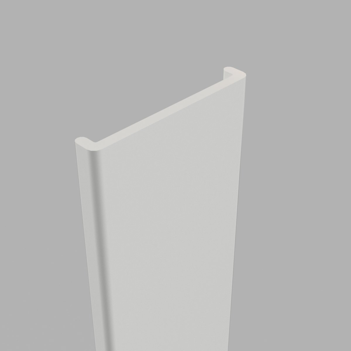 PVC Hinge Side U Rail