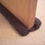 Internal Bottom Door Draught Excluder