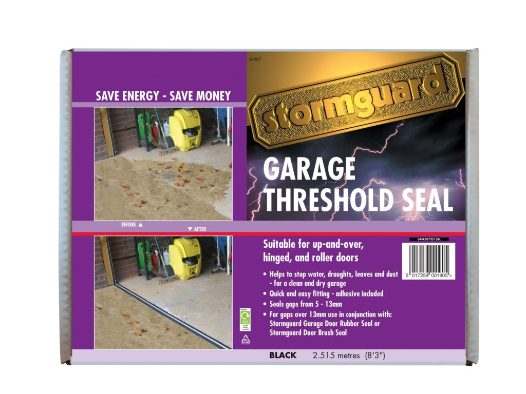 Garage Threshold Seal Stormguard