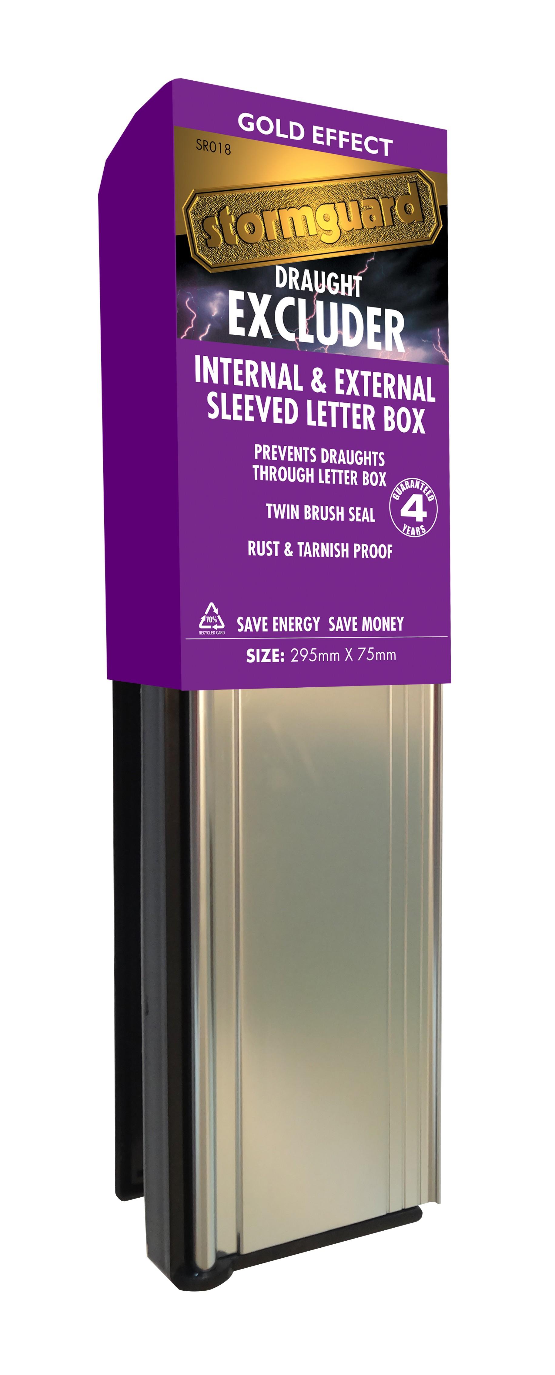 Sleeved Letterbox Stormguard