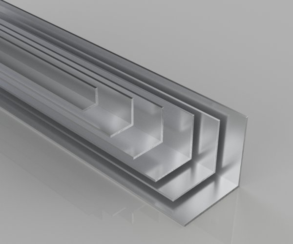 Stormguard Aluminium Profiles
