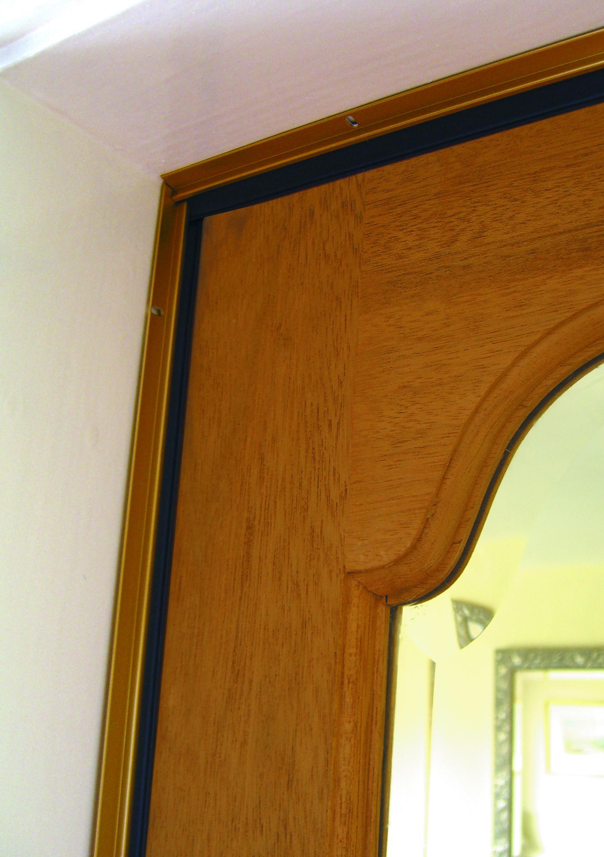 Fire Door Strips >> Heavy Duty Screw Fix Around Door Seal — Stormguard