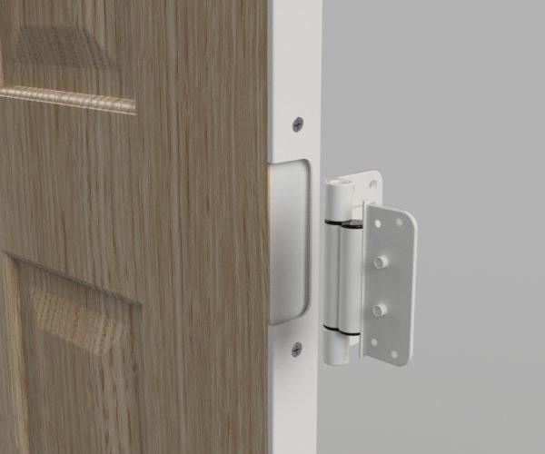 Stormguard | Lock & Hinge Rails