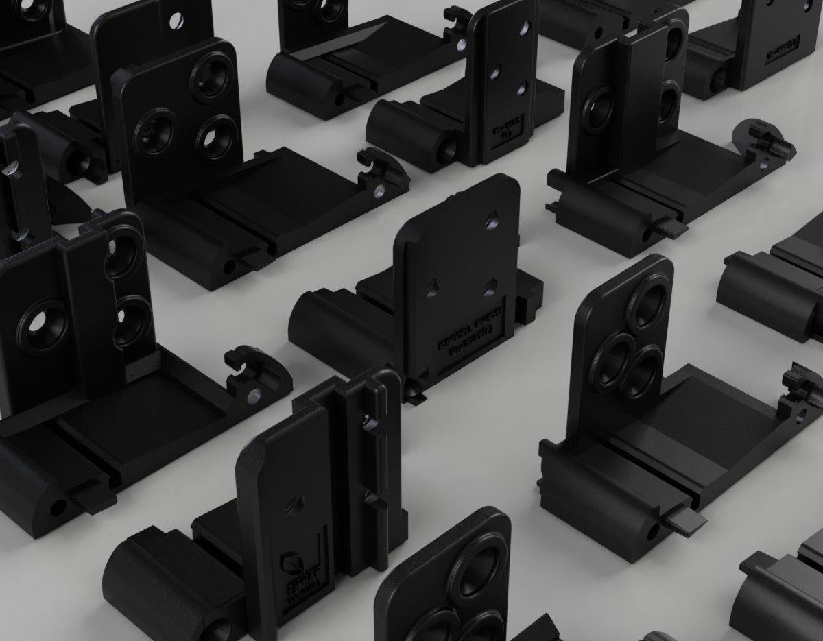 Slimline Frame Connectors